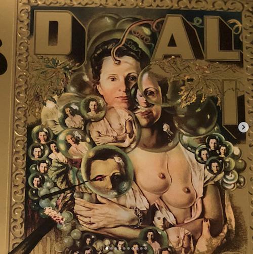 Salvador Dali: The Wines of Gala