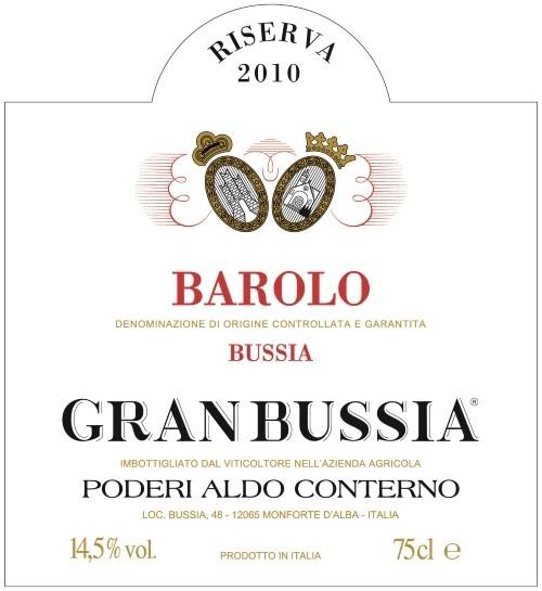Barolo Granbussia